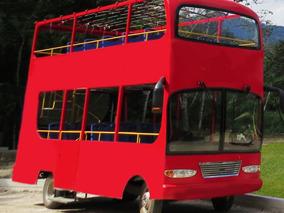 Autobús Panorámico Turístico