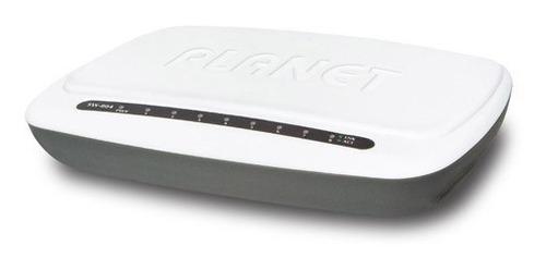 Imagen 1 de 2 de Planet Sw-804 Switch 8-puertos