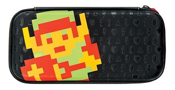 Case Nintendo Switch Slim Travel - Zelda Retro Edition Pdp