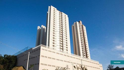 Apartamento Com 2 Dormitórios À Venda, 60 M² Por R$ 310.000,00 - Pagador De Andrade - Jacareí/sp - Ap9871