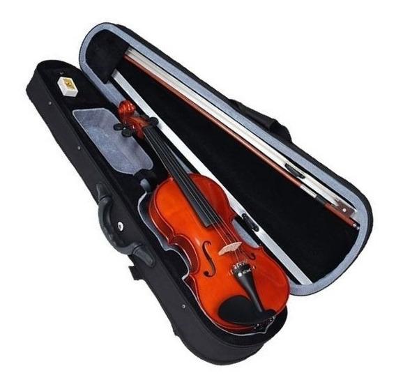 Violino 3/4 Iniciante Vignoli Vig134 Estojo Arco Breu Oferta