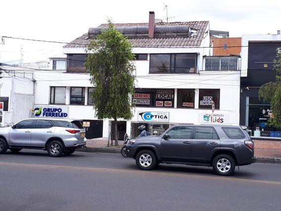 Oficina 101 M2 Santa Barbara. Calle 122 # 18c-26 Exterior