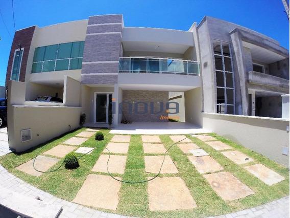 Casa Com 4 Dormitórios À Venda, 206 M² Por R$ 680.000,00 - Maraponga - Fortaleza/ce - Ca0165