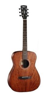 Guitarra Acústica Metal Cort Af510 Op + Garantía