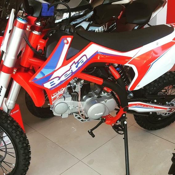 Moto Beta 125 Big Wheel Stock $ 30000 +cuotas Ahora 12/18