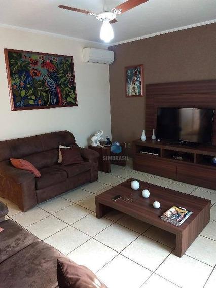 Casa Residencial À Venda, Jardim Paraíso De Viracopos, Campinas. - Ca0704