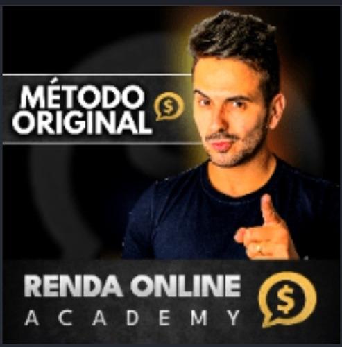 Imagem 1 de 3 de Renda Online Academy