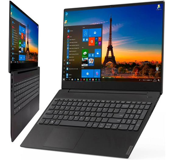 Notebook Lenovo I3 Intel 8va 4gb Ram Ssd 128gb Windows 10
