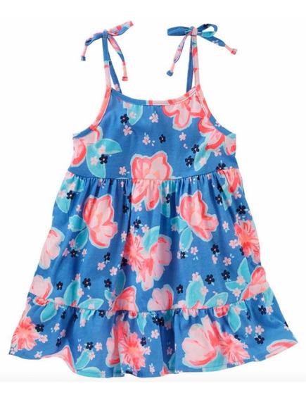 Vestido Azul Oshkosh Importado