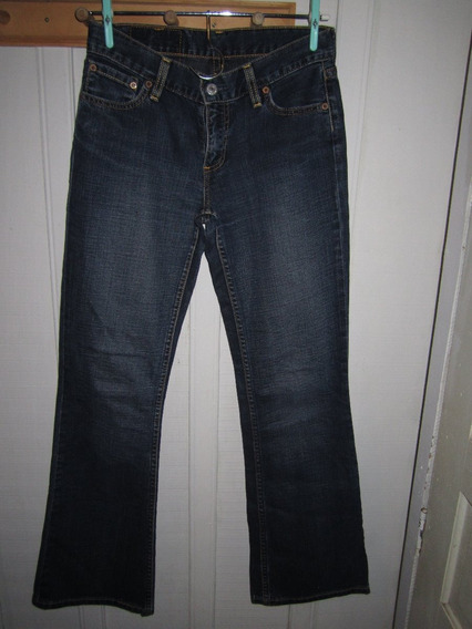 Jeans Levis Feminina Modelo 529,tamanho Brasil 36