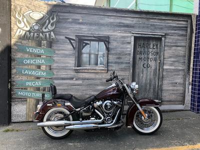 Harley Davidson Softail Deluxe 2018