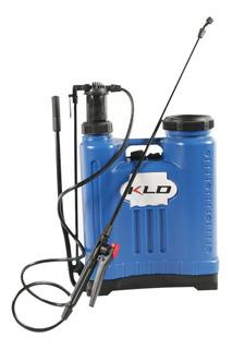 Fumigador Pulverizador Mochila 16 Litros Kld
