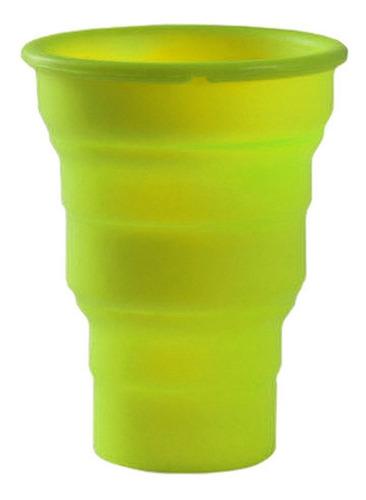 Vaso Compactable Cosmo Verde Doite