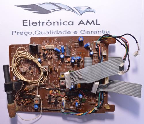 Placa Do Am/fm Cce Mcs-60 K328 Main Board 100-032822-00