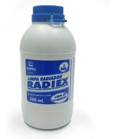 Limpador Para Radiador Elimina Resíduos Ferrugem 200ml R9301