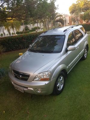 Kia Sorento 2008 2.5 Ex Aut 5p 170 Hp