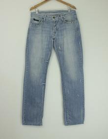 Calça Jeans Calvin Klein - Tamanho 44