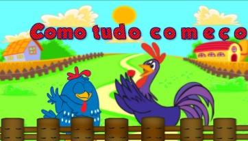 Progeto Proshow Galinha Pintadinha Download