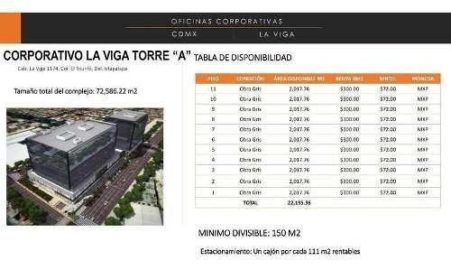 Corporativo La Viga Torre a - Iztapalapa