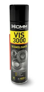 Spray Silicona Desmoldante De Alta Temperatura Vis 3000, 400