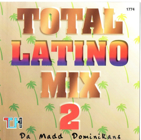 Cd Total Latino Mix 2