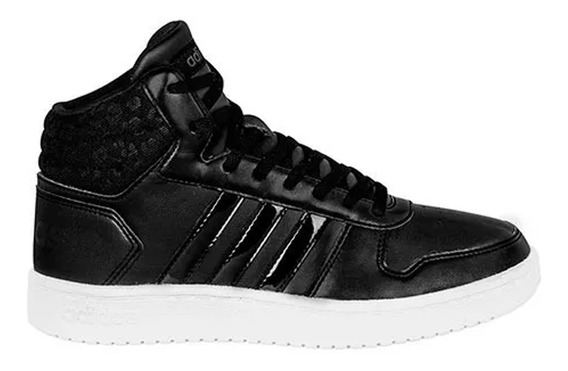 Tenis adidas Vs Hoops Mid 2.0 Niño Original Db1226