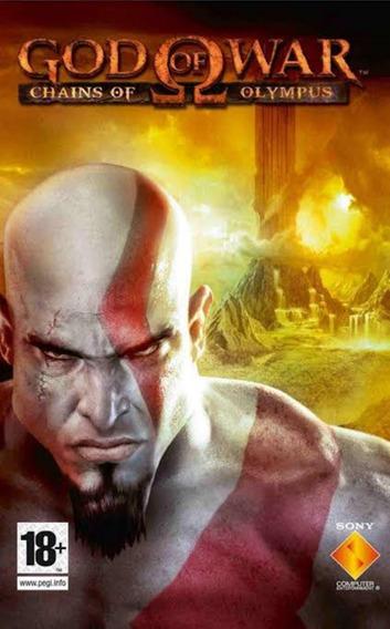 God Of War Chains Of Olympus Pc Envio Digital