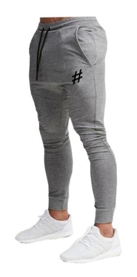 Pack X2 Trainer Pantalon Babucha Yogin Gym Entrenador Hombre