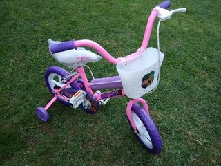 Bicicleta De Nena Rodado 12 Oferta Cicles Rocca