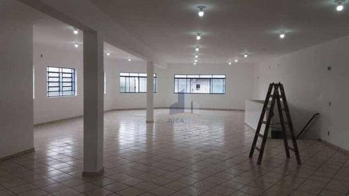 Salão Comercial - Sl0100
