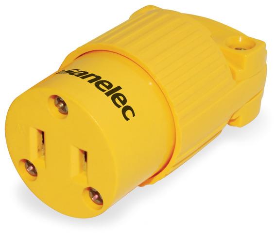 Sanelec 2469 Contacto Plástico Polarizado