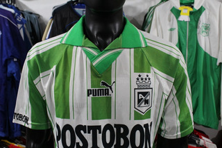 en Colombia Mercado Atletico Nacional Chaqueta Libre Puma kuOPZTXi