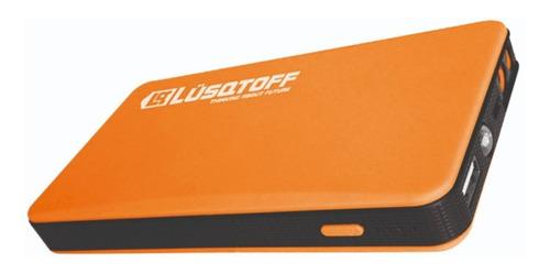 Imagen 1 de 6 de Cargador Batería Arrancador Auto Usb Lusqtoff Pb100 Luz Led