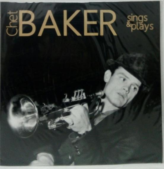 Vinilo Chet Baker Sings & Plays Lp Nuevo En Stock