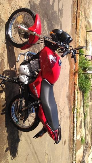 Honda Cg 150 Esd Vermelha
