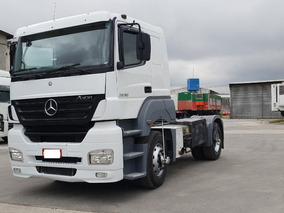 Mercedes-benz Mb 2035 4x2 Ano 2008