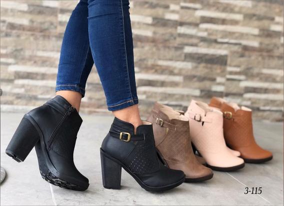 Zapatos Botas Botín Texana Nebraska Colombianos Dama