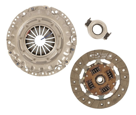Kit Embrague Sachs Vw Gol 1.6 Diesel Todos