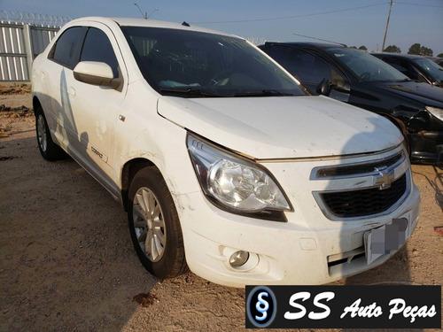Sucata Chevrolet Cobalt 2013 - Somente Retirar Peças