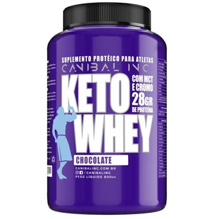 Keto Whey 900g Chocolate