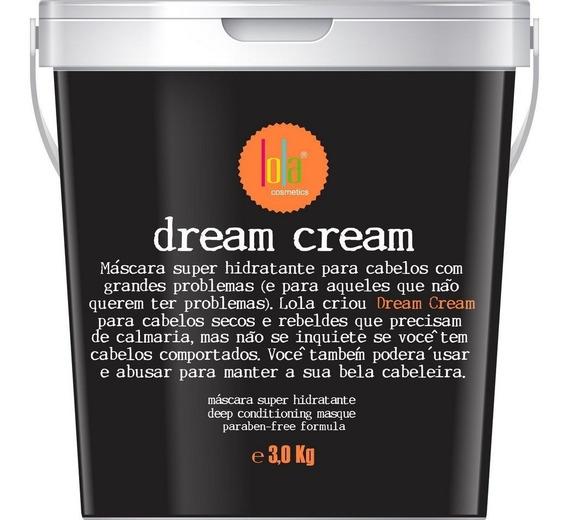 Máscara Lola Cosmetics Dream Cream 3kg