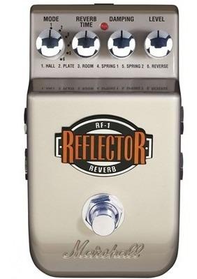 Marshall - Pedal Reflector Reverb Rf1