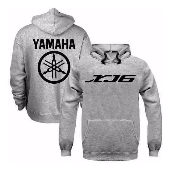 Moletom Xj6 Yamaha Promoção Ótima Qualidade