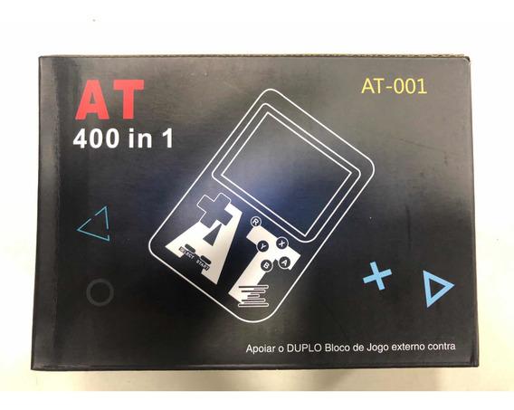 Vídeo Game Mini Retro 400 In 1 Cabo Av Porta
