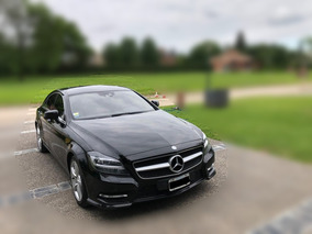 Mercedes-benz Clase Cls 3.5 Cls350 E-coupe B.eff Airmatic