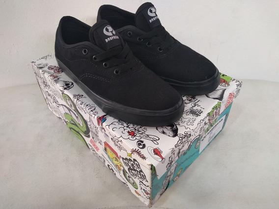 Tênis Masculino Drop Dead Stone Basic Skate Original Sneaker