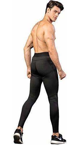 Lavento Pantalones De Compresion Para Hombre Fresco Seco Mercado Libre