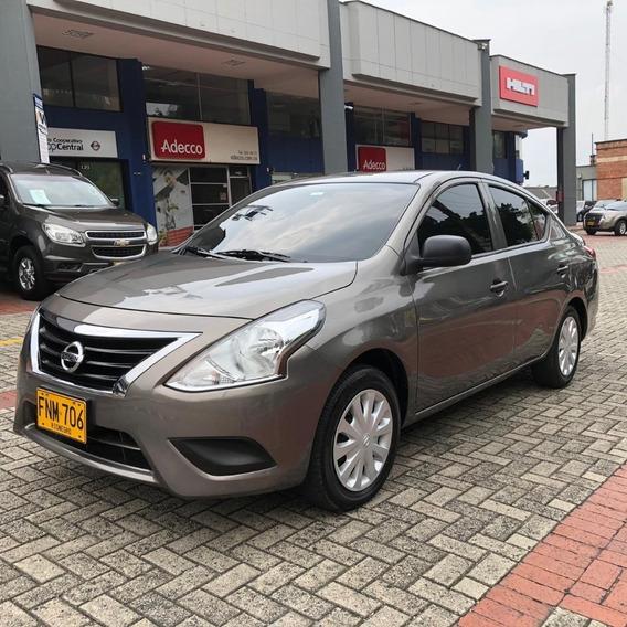 Nissan Versa 2019 Mecanico