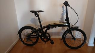 Bicicleta Plegable Tern Verge (n8)