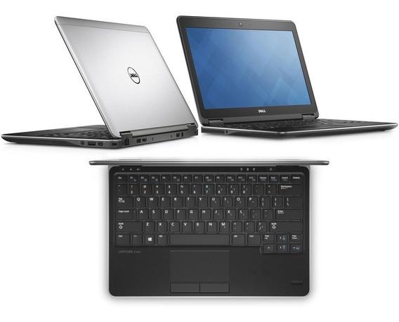 Notebook Dell E7240 I5 8gb Ssd 256gb Win10 Pro Hdmi Vitrine